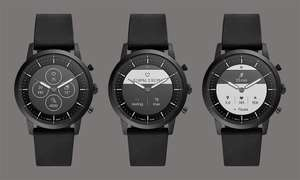 Hybrid Smartwatch HR Collider Black Silicone - FTW7010 - Fossil £164.35 via Newletter sign up @ Fossil Store