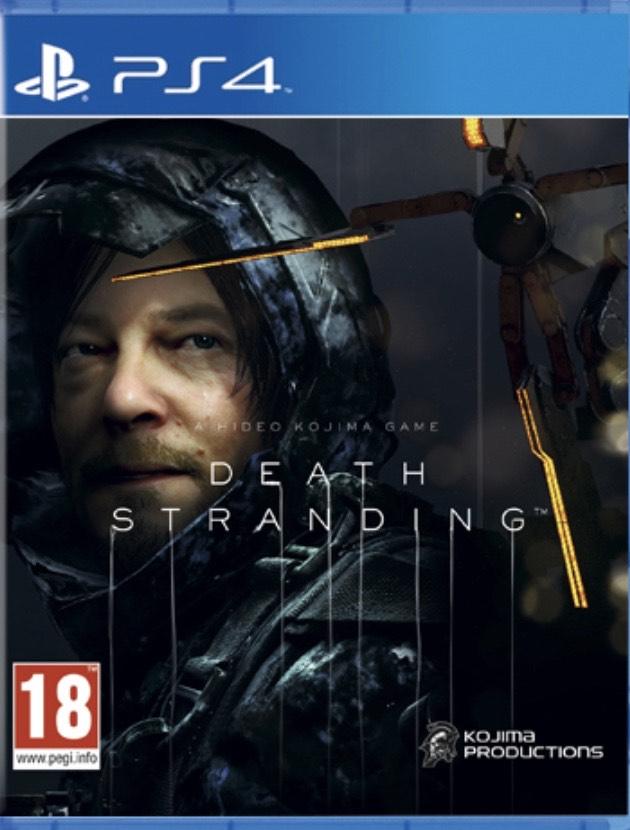 Death Stranding (PS4) @ Monster Shop - £40.04