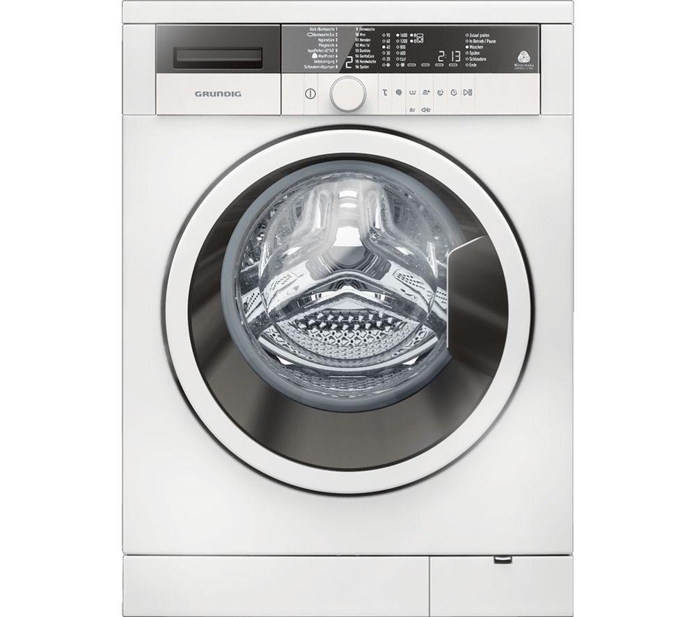 Grundig GWN38430W 8 kg 1400 Spin Washing Machine - White £319 @ Currys PC World