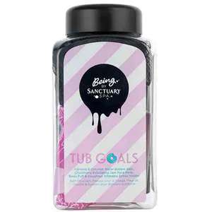Being By Sanctuary Tub Goals Gift Set now £2.99 @ superdrug (free c&c)