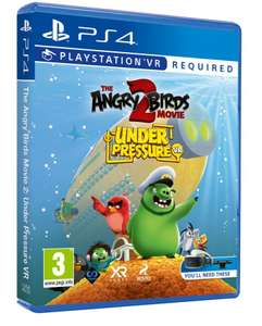 The Angry Birds Movie 2: Under Pressure VR (PS4 / PSVR) £13.85 Delivered @ Shopto