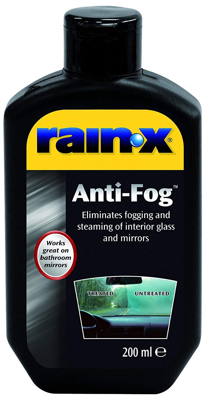 Rain X Anti Fog Glass Treatment, 200ml £3 @ Amazon (Add On Item)