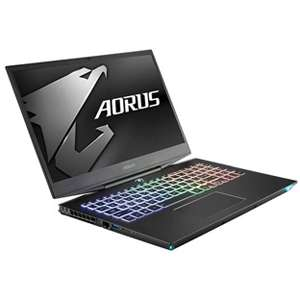 "Aorus Gaming Laptop - 15.6"" IPS 1080p / 144Hz / i7-8750H / 16GB RAM / 512GB NVMe SSD / RTX 2070 8GB £1,374.97 Using code @ Box / eBay"