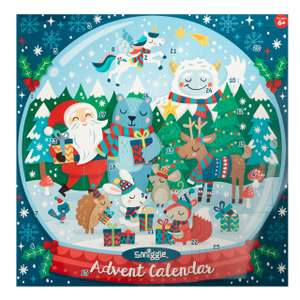 Smiggle advent calendar - Get 1 for £18, 2 for £30, or 3 for £40 (£4.99 P&P)