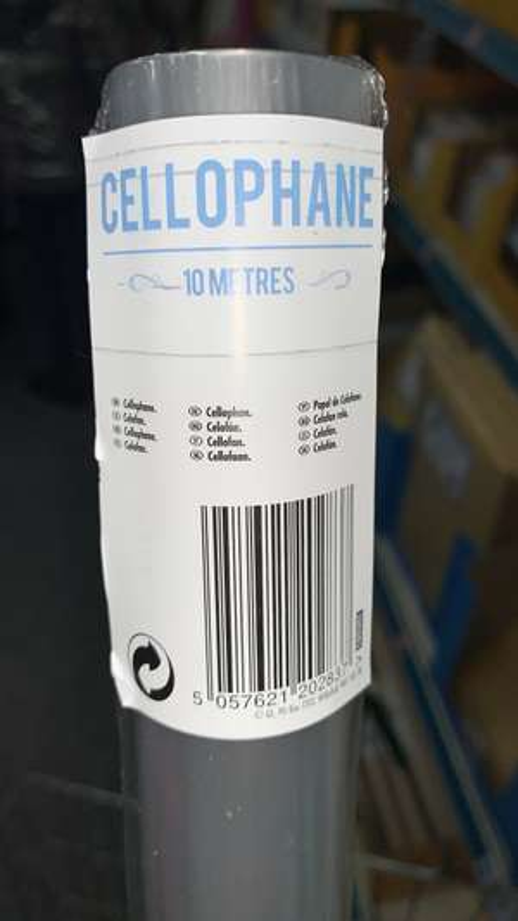 10 Metres of Cellophane £1 @ Poundland