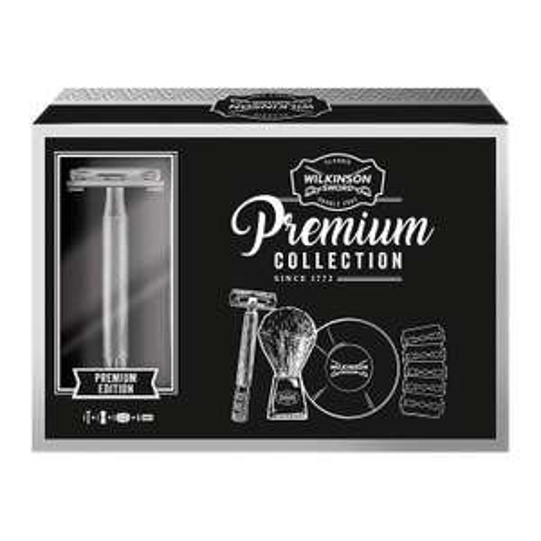 Wilkinson Sword Classic Double Edge Safety Razor Gift Set £13.25 @ Amazon (+£4.49 non Prime)
