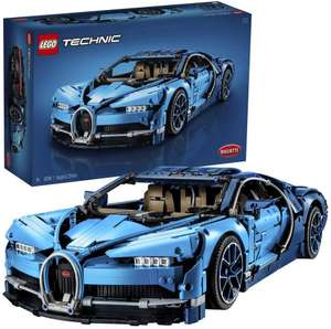 LEGO Technic Bugatti Chiron Super Sports Car - 42083 - £216 @ Amazon