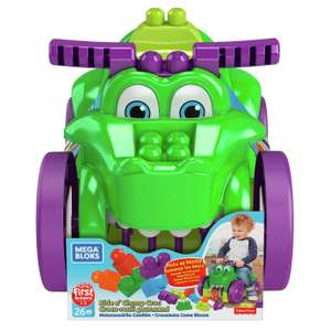 Mega bloks ride and chomp croc £16 @ Argos (Free Click & Collect)