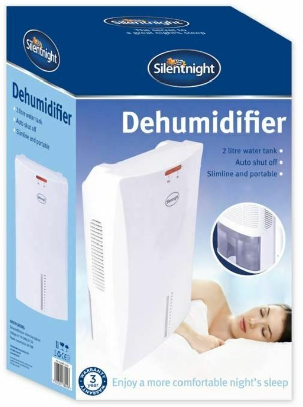 Silentnight Dehumidifier - £39.99 Instore @ LIDL (Aylesbury)