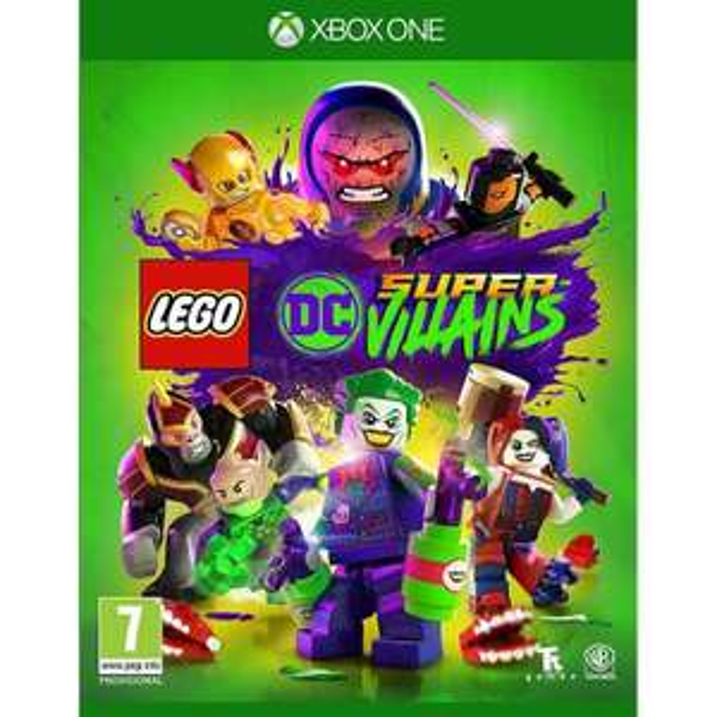 Lego DC Super Villains - Xbox £14.95 @ Thegamecollection