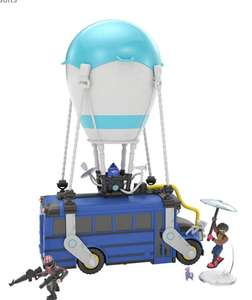 Fortnite Royale Collection Battle Bus and 2 Exclusive Figures - £28 @ Amazon
