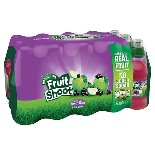 Fruit Shoot 2 Pack For £6 / 1 For 3.50 @ Iceland