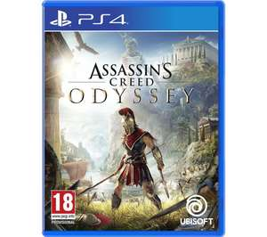 [PS4] Assassin's Creed Odyssey for £14.97 Delivered @ Currys