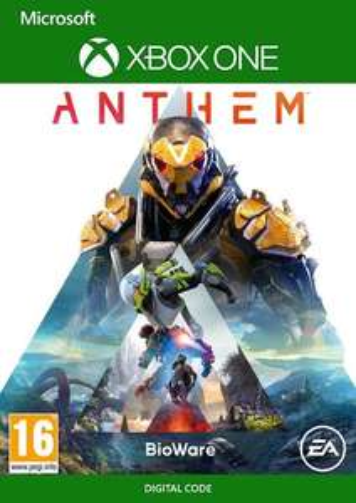 Anthem (Xbox One) - £10 Instore at Tesco Ipswich