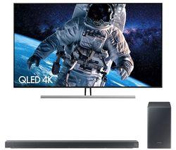 Samsung QE55Q85R 55 inch 4K HDR QLED + FREE SAMSUNG Harman 5.1 Wireless Sound Bar £1449 @ Richer Sounds