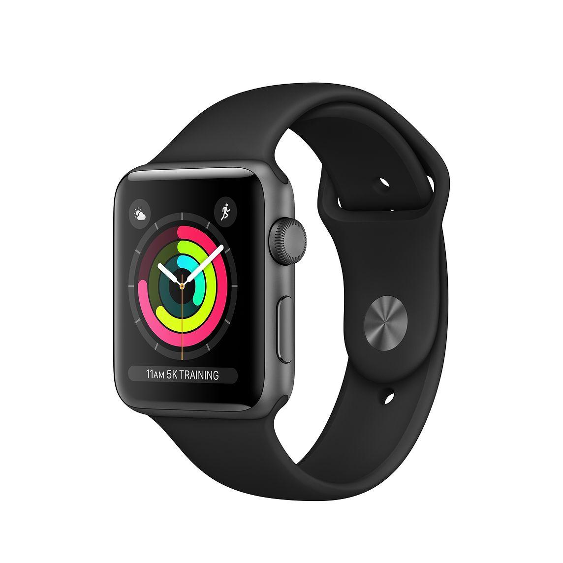 Apple Watch Refurbished S3 GPS 42mm £189 / 38mm £169 @ Apple Store