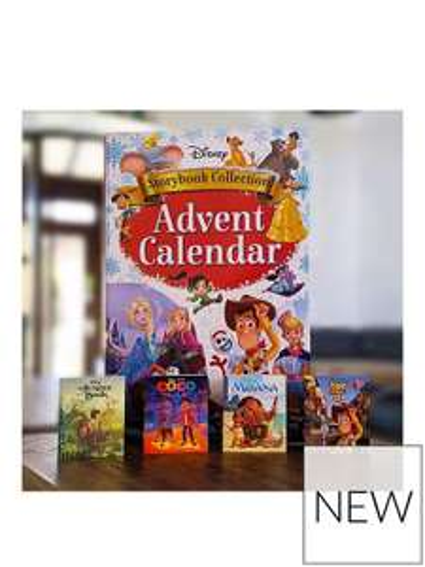 Disney book advent calendar. 24 books - £16.99 + £2 C&C Charge @ Very