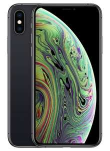 Apple iPhone XS (64GB) - Space Grey sim free - sold by amazon £849.00