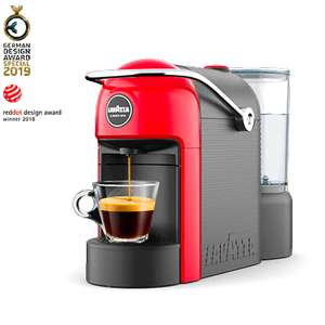 Selected Machines for £1.00 when you subscribe with 10 packs of coffee - from £45 total at Lavazza Coffee