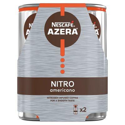 Nescafe Azera Nitro Americano Drink 2x192ml for £1.49 - Bargain Buys