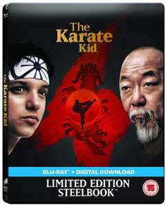 Blu-Ray Steelbooks for £4.99 or £4.49 with code @ Zoom / Eg The Karate Kid (1984) / Mary Shelley's Frankenstein / Flatliners