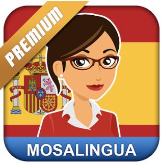 MosaLingua Spanish Pro - usually £4.99 now Free @ Google Play Store