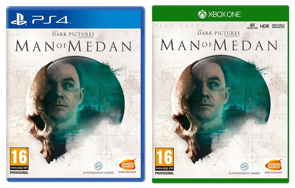 The Dark Pictures Anthology: Man of Medan (PS4 / Xbox One) delivered @ Smyths