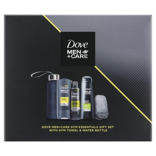 Dove Men+Care Gym Essential Gift Set £8 (Was £16) @ Tesco