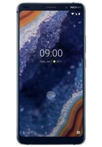 SIM Free Nokia 9 PureView 128GB Mobile Phone -Midnight Blue Smartphone £349.95 @ Argos