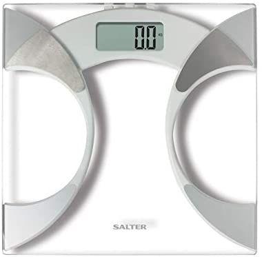 Salter Ultra Slim Analyser Bathroom Scales - £12.49 (Prime) £16.98 (Non Prime) @ Amazon
