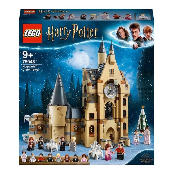 LEGO 75948 Harry Potter Hogwarts Clock Tower Toy £54.49 Smyths