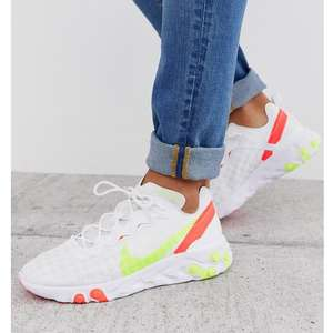 Nike React Element 55 Mens Trainers £57.50 Delivered @ ASOS