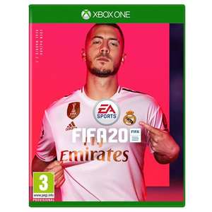 FIFA 20 Xbox One - £36.99 at Monster Shop