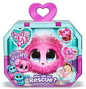 Scruff-a-Luvs 635SLP Worlds Apart Collectible Figure, Pink £16.98 Amazon sold by Stortford Toys Limited.