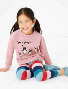 Marks and Spencer kids jumpers 3 for 2