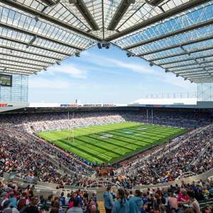 Rugby League's Magic Weekend - Two Day Ticket at Newcastle's St James Park for price of day ticket from £12.50