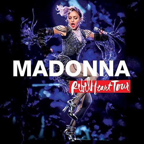 Madonna: Rebel Heart Tour, Contains Blu-Ray & Audio CD £8.46 (Prime + £2.99 Non Prime) @ Amazon