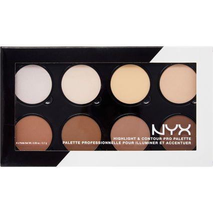 NYX Highlight & Contour Pro Palette 21.6g £9.99 +£1.99 c&c @ Tk Maxx