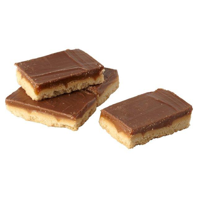 Morrison Caramel Shortcake / Honeycomb Crispie Bites £1 each instore in Watford