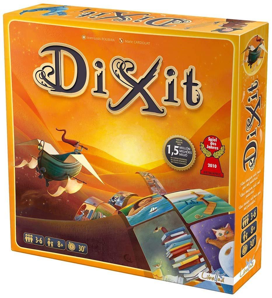 Libellud Dixit Board Game - £16 (Prime) / £20.49 (non Prime) at Amazon