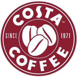 Double points at Costa Coffee - email invite