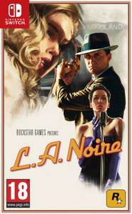 L.A. Noire (Switch) @ Coolshop - £15.95