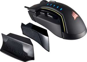 Corsair Glaive RGB gaming mouse 16000 DPI at Amazon for £28.18