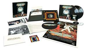 Saturday Night Fever (Limited Super Deluxe Box) Vinyls, CDs, Blu-Ray Includes Various Goodies @ £57.31 Delivered @ Amazon France
