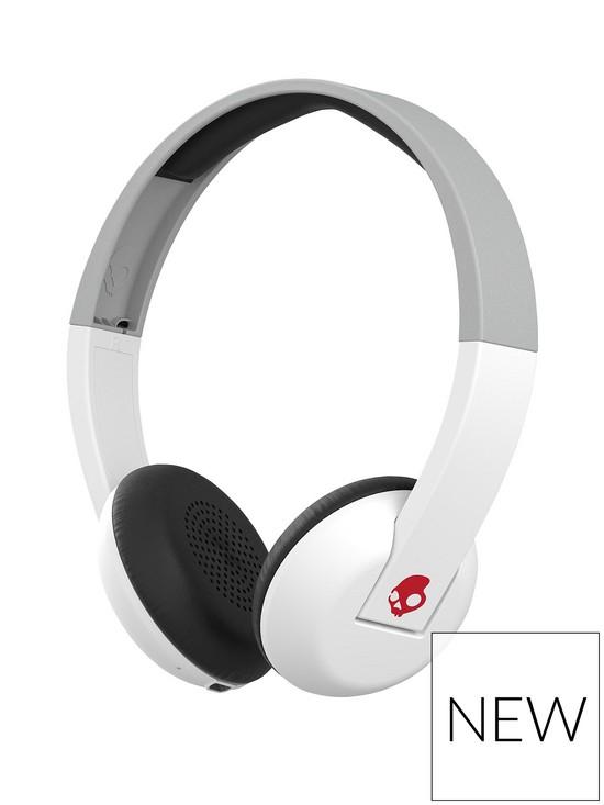 UPROAR Wireless Bluetooth On-Ear Headphones - White/Grey £32.99 @ Very