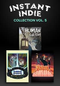 [Steam] Instant Indie Collection: Vol. 5 PC - Inc Human Fall Flat, Manual Samuel & The Little Acre - £4.54 @ Gamesplanet