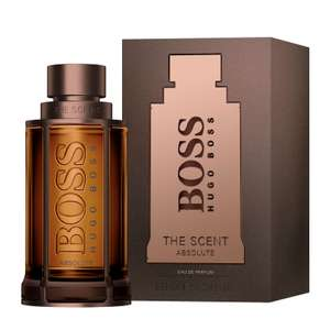 Hugo Boss Boss The Scent Absolute Eau De Parfum 100ml + Free Gift £56.02 (With Loyalty Programme Sign Up) Delivered @ Feel Unique