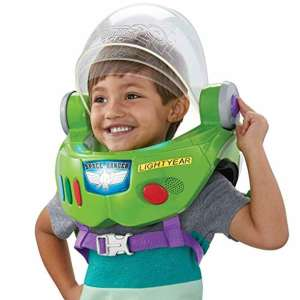 Toy Story Buzz Lightyear Space Ranger Armor with Jet Pack £28.60 using code @ Argos