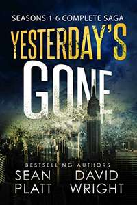 Yesterday's Gone: Seasons 1-6 Complete Saga - 99p (Free on Kindle Unlimited)