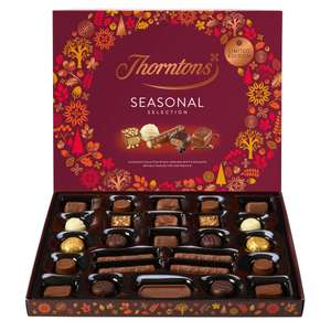 Vodafone VeryMe rewards - Free Thorntons Seasonal Selection Box